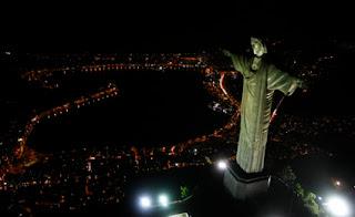 Rio de Janeiro - Hora do Planeta 2009