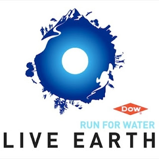 Run For Water - LIVE EARTH
