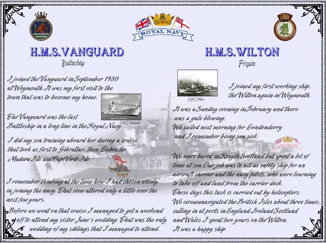 H.M.S.Vanguard~~~H.M.S.Wilton
