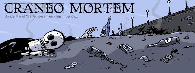 """""""Cráneo Mortem"""""""