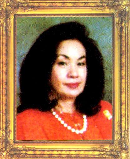 Rosmah Lucah Manjoor