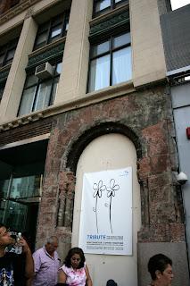 Ground Zero facade by lawhawk 2007