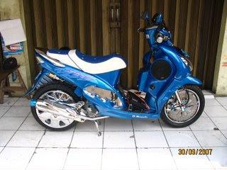 Modif Yamaha Alfa 2r