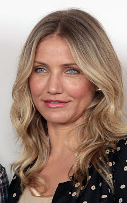 Cameron Diaz and co-stars at 'The Green Hornet' photocall