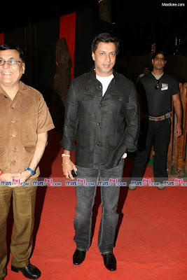 Madhur Bhandarkar and Shweta Salve at BIG FM Marathi Awards Photos