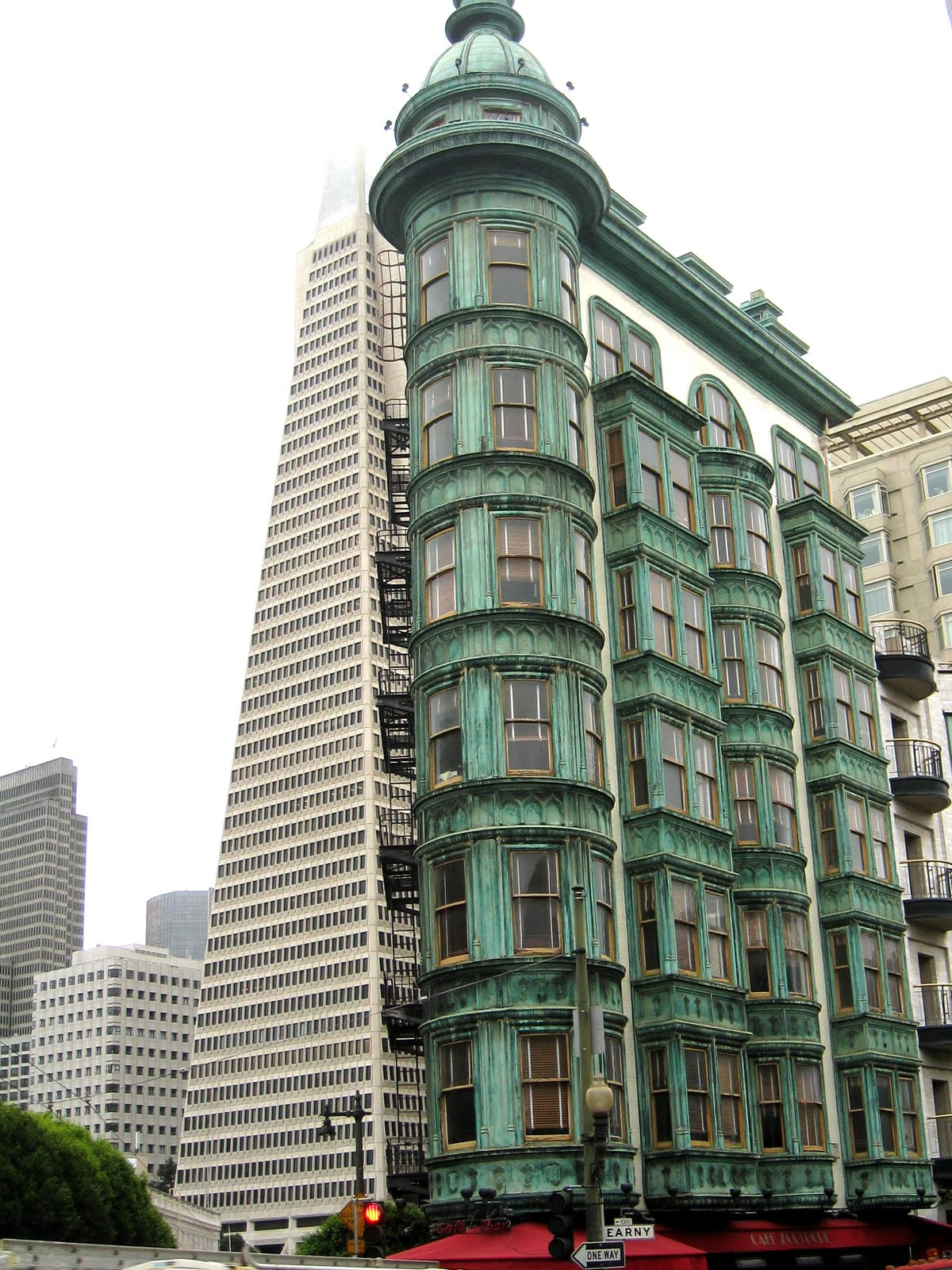Opinions on architecture of san francisco for Architectural salvage san francisco