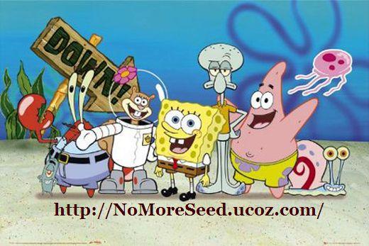 SpongeBob SquarePants: Mermaid Man and Barnacle Boy II - Μπομπ  Σφουγγαράκης: Ο Γοργόνο <!--