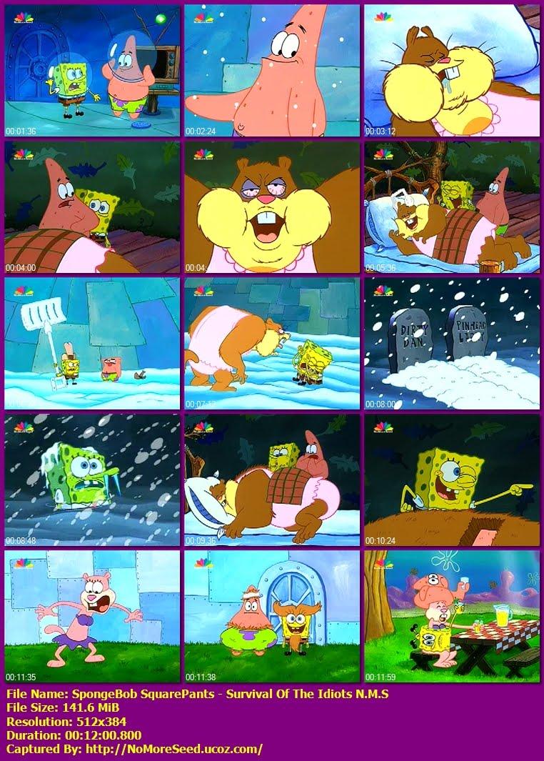 Μπομπ Σφουγγαράκης: Η Επιβίωση των Ανόητων - SpongeBob SquarePants: Survival Of The Idiots (ΜΕΤΑΓΛΩΤΤΙΣΜΕΝΟ ΣΤΑ ΕΛΛΗΝΙΚΑ) N.M.S. (STAR)