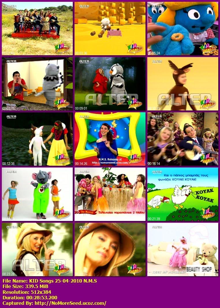 KID Songs 25-04-10 N.M.S. (ALTER)