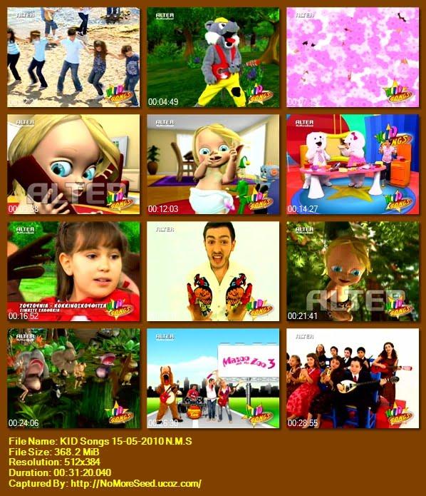 KID Songs 15-05-2010 N.M.S (ALTER)