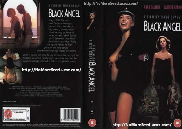 ΕΠΙΚΙΝΔΥΝΑ ΠΑΙΧΝΙΔΙΑ - BLACK ANGEL N.M.S [ΕΝΣΩΜΑΤΩΜΕΝΟΙ  ΕΛΛΗΝΙΚΟΙ ΥΠΟΤΙΤΛΟΙ] (ALTER)
