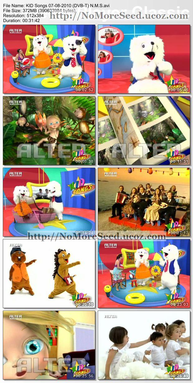 KID Songs 07-08-2010 (DVB-T) N.M.S (ALTER)