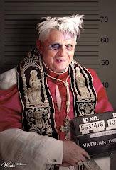 O Papa depois da vizita a Portugal