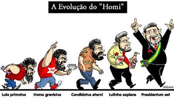 A evolução do corrupto