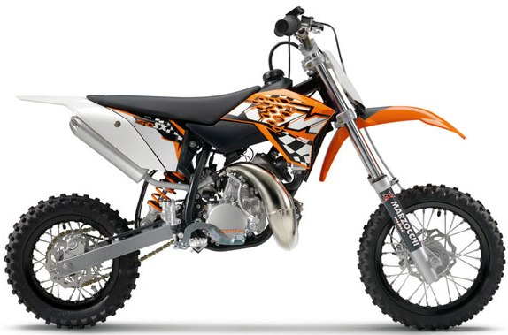 2009 KTM 50SX - Total Motorcycle - Your Virtual Riding Destination
