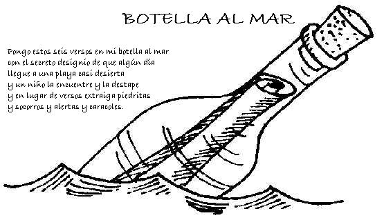 Botella al mar
