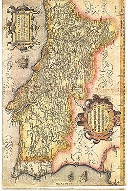 REINO DE PORTUGAL E ALGARVES