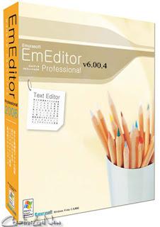 ����� EmEditor Pro v9������ ������ + ������ keygen