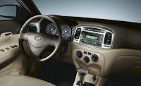 Hyundai New Accent 2010