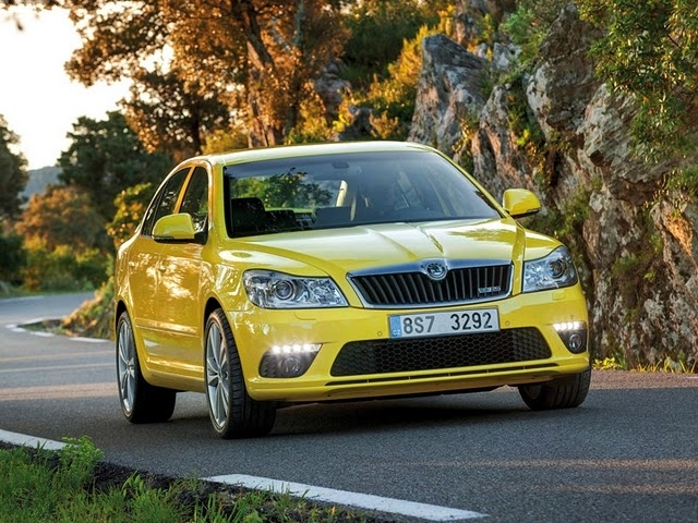 صور سيارة سكودا اوكتافيا 2012 -Pictures car Skoda Octavia 2012