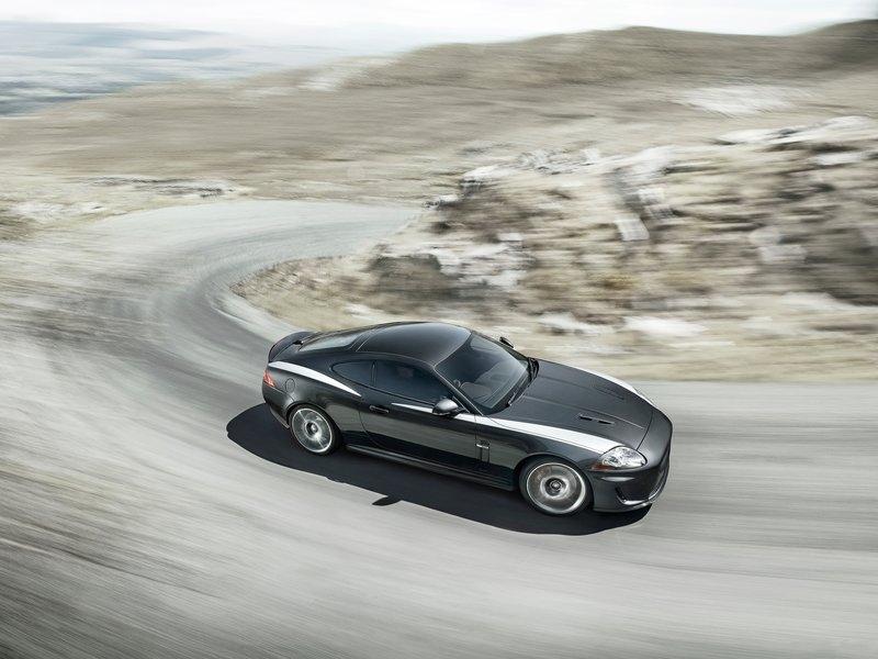 صور سيارة جاكوار اكس كيه أر 75 2013 - اجمل خلفيات صور عربية جاكوار اكس كيه أر 75 2013 - JAGUAR XKR 75 Photos 3.jpg