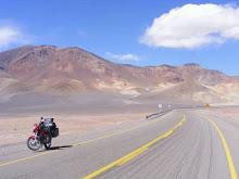 Hacia San Pedro De Atacama