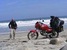 Pacífico, La Moto Y Yo