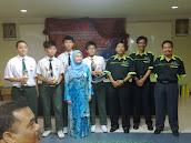 Kuiz Penggalakkan Matematik Menengah Rendah Negeri Johor