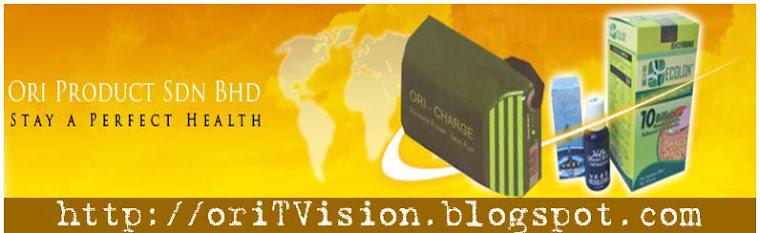 oriTVision Blogger Team