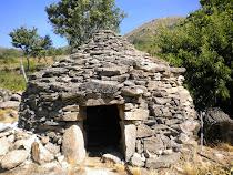 Chozos en el Torno (Valle del Jerte)
