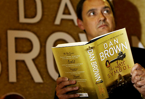 Lost Symbol Script To Be Written By Dan Brown Honest Unmerciful