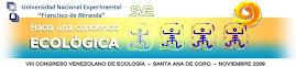 VIII Congreso de Ecología