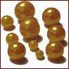 Perles de Couleur pour décoration Florale et Loisirs Créatifs