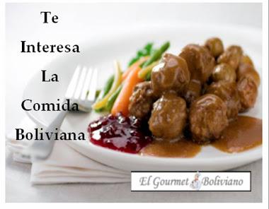 Pagina del Gourmet