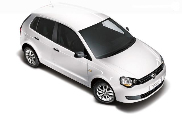 Novo Polo 2012 Hatch