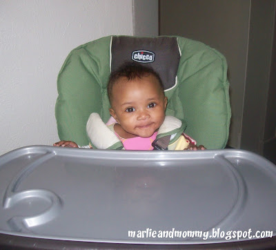 new high chair