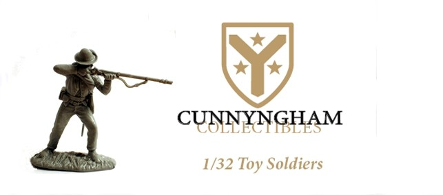 Cunnyngham Collectibles - 1/32 Toy Soldiers