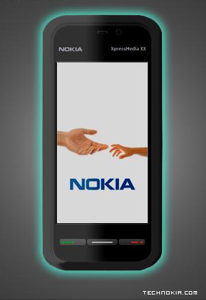 Nokia Tube 5800