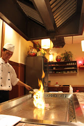 Featured Post - Teppanyaki at Hanayoshi