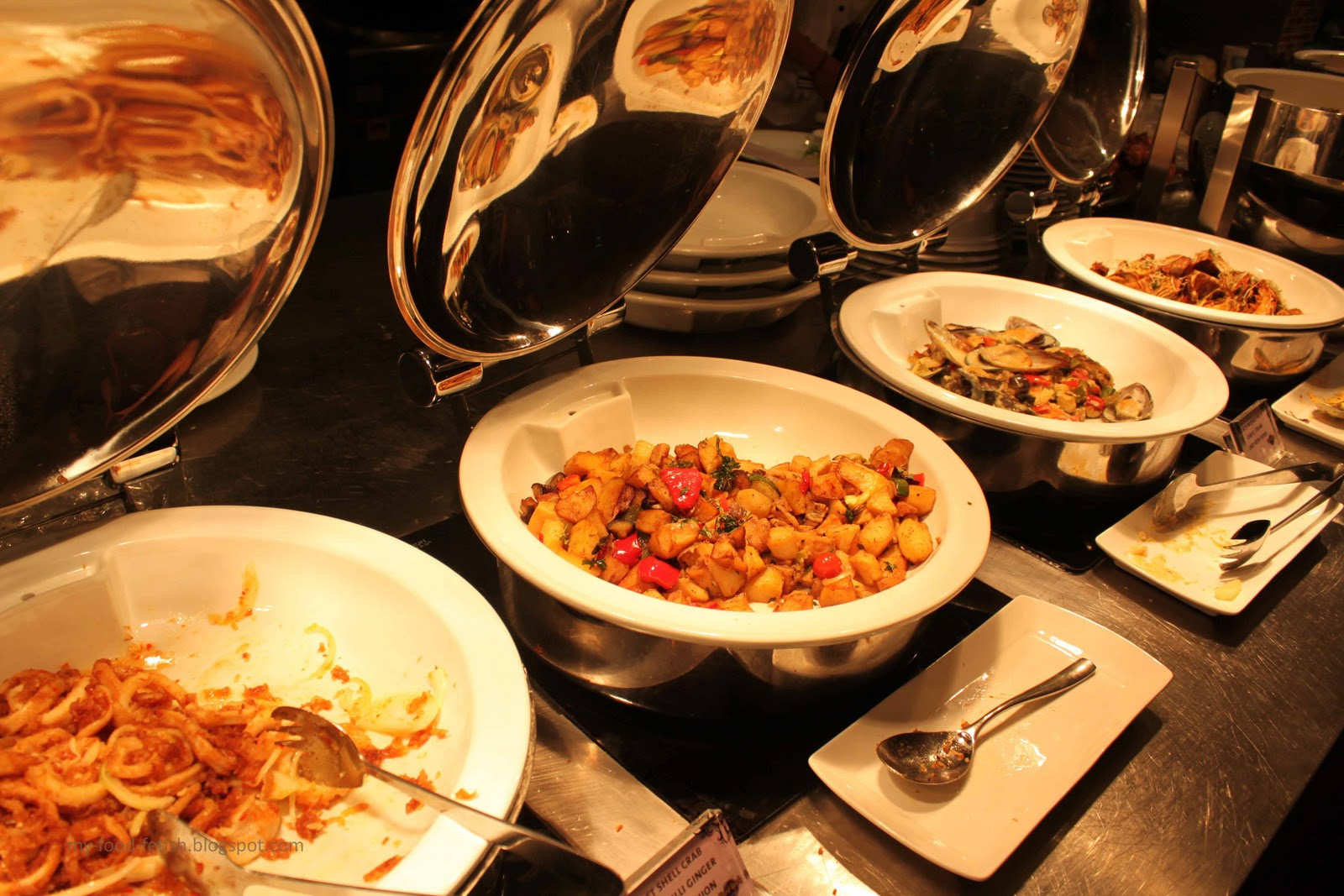 gummistøvle fetish nimb brunch buffet