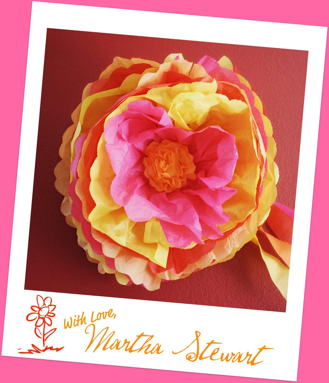 Natsprat Tissue Paper Flowers