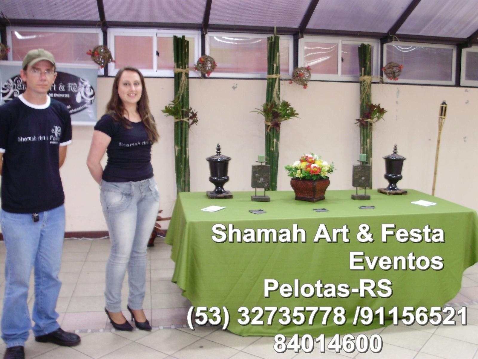 Decoração Pelotas Exposição em feiras e eventos