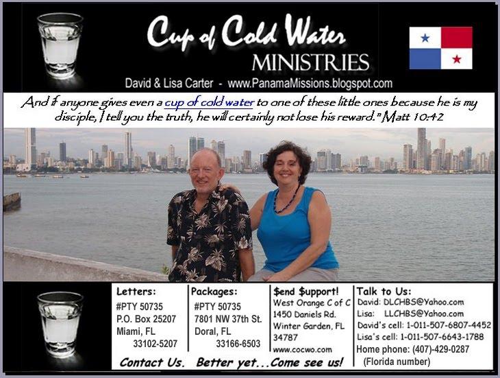 Panama Missions