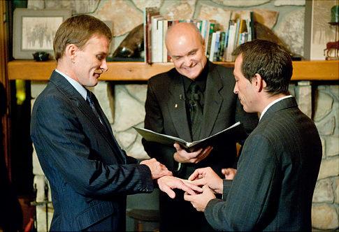 Gay men marriage