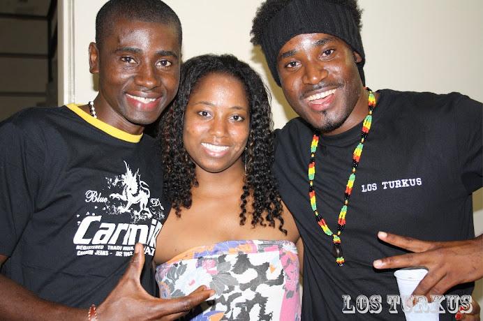 Rey Mammy, Aimone e Vascão