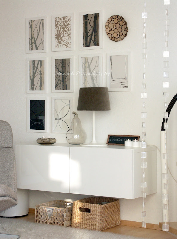 IKEA Besta Floating Cabinet