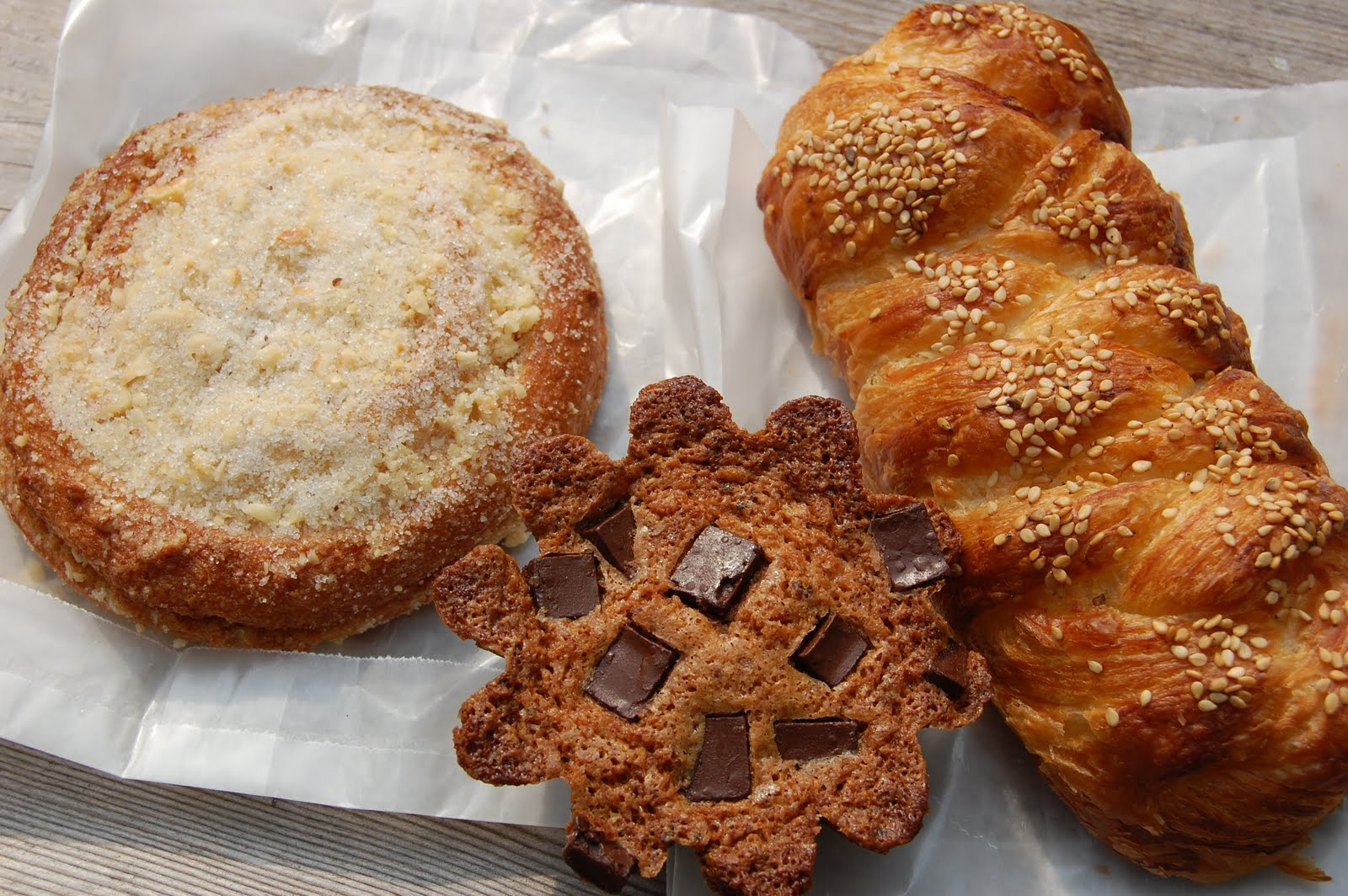 FoodieMommy: Eating My Way Through The Great Bakeries of Portland, Maine
