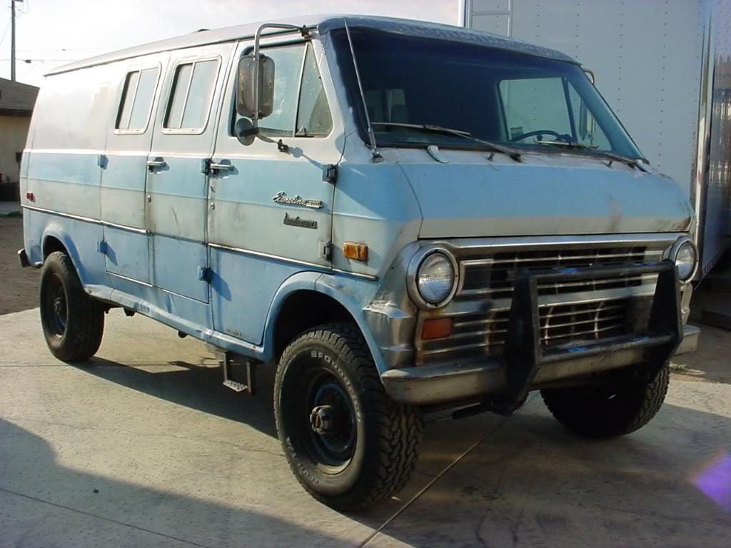 4x4 Conversion Van For Sale images