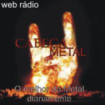 Web Radio Cabeça Metal
