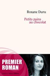 Petits pains au chocolat de Roxane Duru (Stéphane Million éditeur